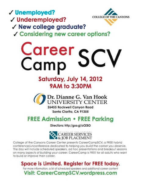 Careercampscv3 flyer